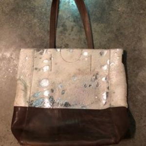 Brave Leather Tote